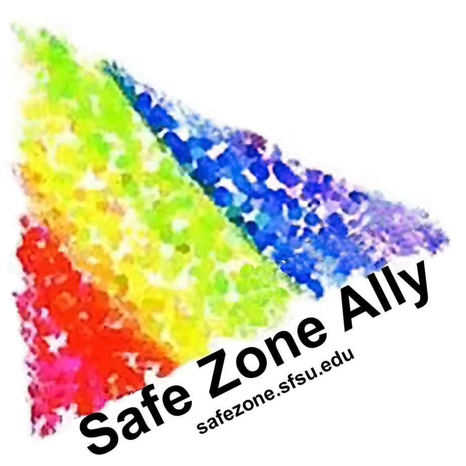 Safe Zone Ally program symbol